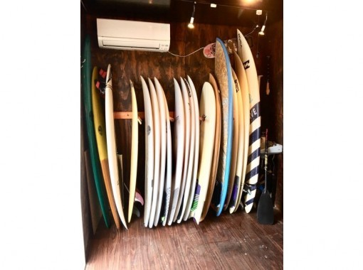 [Okinawa / Chatan] A wide variety! !! Surfboard & wetsuit rental (for experienced people)の紹介画像