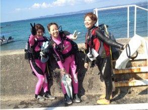 【大阪発・和歌山】ライセンス不要!和歌山の海で綺麗な魚を間近で見よう!体験ダイビングコースの画像