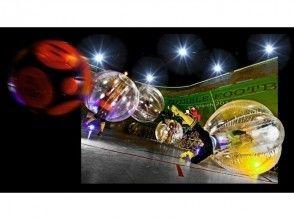 【東京・港区】ノルウェー発祥 バブルサッカーでもっと遊ぼう♪(貸切プラン)の画像