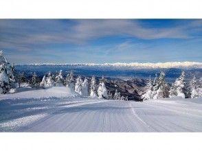 【長野・菅平高原】スキー・スノーボードで素敵な休日 ♪「リフト一日券」+「お食事券」セットの画像