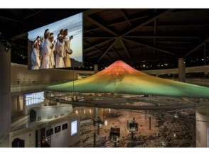 【山梨・河口湖】全天候型大型観光施設、雨の日でも楽しめる富士山施設の画像