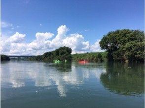 【岐阜・大垣市】揖斐川でカヌー体験☆の画像