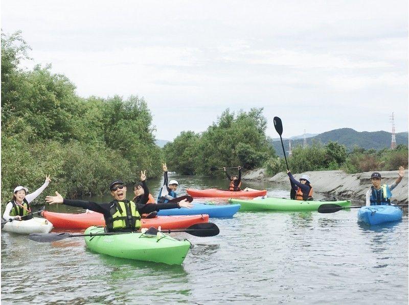 Gifu Canoe Experience Owl Nature Cram School