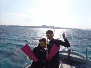 【Okinawa · Ishigakijima · Taketomijima】 ☆ Coral reef snackel in the evening (departure from Ishigaki, departing from Taketomi · 60 minutes)