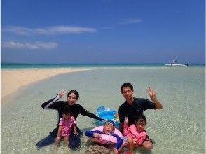 "【Okinawa · Ishigakijima】 ""Phantom Island"" and ""Blue Cave"" Experience and Powerful Snorkel Tour (120 minutes)"
