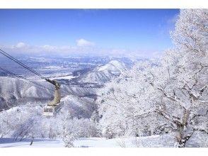 【長野・北志賀】親子で一日雪あそび!竜王スキーパーク「ファミリーセット1日券(大人1・小人1)」の画像
