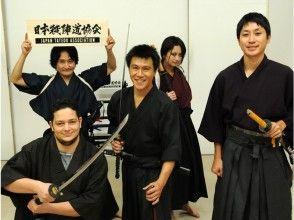 【東京・台東区】侍体験〜SAMURAI experience〜・殺陣~KATANA action~の画像