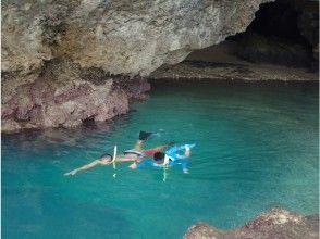 【沖縄・石垣島】「青の洞窟」体験と大迫力シュノーケルツアー(60分)の画像