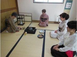 【広島・市街】安芸の国めぐり COOL HIROSHIMA「茶道」体験プランの画像