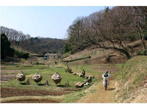 【手ぶらで気軽にOK!】東京里山サイクリングツアー 〜ガイドと一緒に懐かしい里山をサイクリング〜