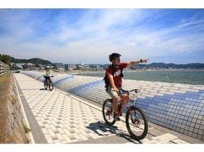 初夢フェア実施中【手ぶらで気軽にOK!】鎌倉七福神サイクリングツアー 〜ガイドと一緒に鎌倉と湘南の海をサイクリング〜