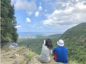 [冲绳/西表岛]您可以放心玩!感染扩散防止对策商店。受欢迎的Pinaisara Falls一日游一日游ak上和tsutsubo独木舟和徒步旅行
