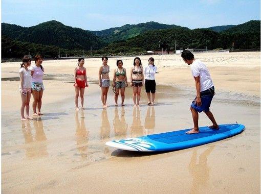 【宮崎・日南海岸】マリンスポーツを初めて体験する方のためのサーフィン体験! アウトドア初心者大歓迎♪「夏期間限定』の紹介画像