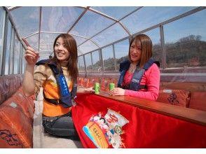 【長野・飯田】冬はあったか!暖房こたつ舟の画像