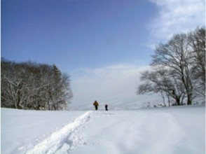 【北海道・函館】自然を体感!スノーシューツアー(半日コース)