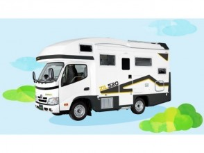 【北海道・札幌市】キャンピングカーレンタル!車種:ZiL520 [ ジル520 ]の画像