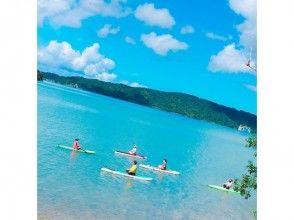 【沖縄・恩納村】自然を全身で感じるオーシャンサップヨガ の画像