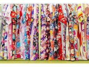 【Osaka · Osaka city】 Feel free to wear kimono! Two-hour course ♪ Four Shrine company tour