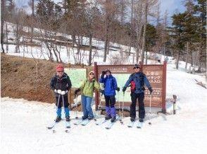 【Nagano · Fujimi Plateau】 Go through the vast Okasa Mire! Ski shoe tour