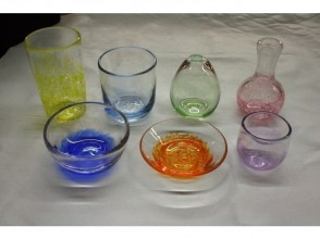 【Hokkaido · Otaru】 Blown glass experience ★ In between sightseeing just outside the Otaru canal ♪ (10 minutes)