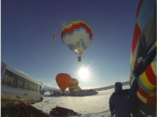 【北海道・富良野】熱気球 フリーフライト