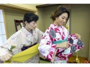 【Osaka · Osaka city】 Feel free to wear kimono! Four-hour course tour ♪