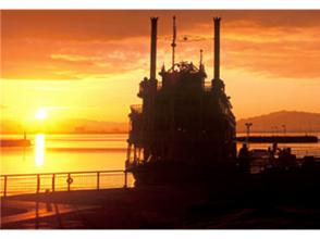 【滋賀・琵琶湖】ミシガン初日の出クルーズと正月特別祝膳の画像