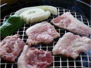 【宮城県・伊豆沼】究極のしもふり豚肉で農園BBQ!の画像
