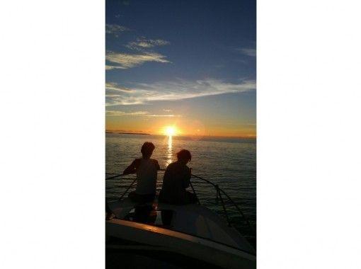 【鹿児島・与論島】サンセットクルージングツアー