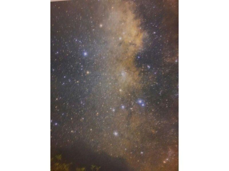 [鹿兒島與論]夜光蟲(海螢)引入圖像的遊