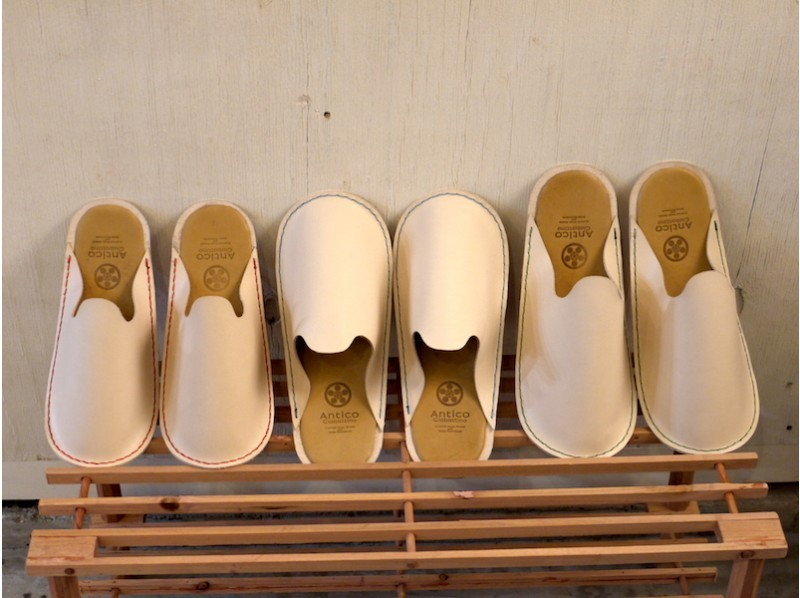 557862b52 [Aichi ・ Nagoya-Introduction image of room shoes / Room Shoes made with Nume