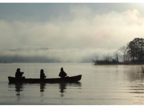 【北海道・釧路湿原・釧路川】★秋季限定★秋うらら 朝いちカヌーツーリングの画像