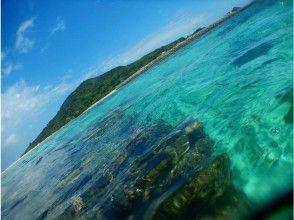 【沖縄・宮古島】初心者~上級者!神秘の島ビーチエントリー!大神島シュノーケリングツアー の画像