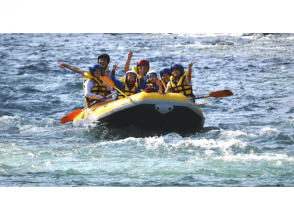 【Tokyo · Okutama】 1 hour from the city center! Rafting at the stream of the Tama River
