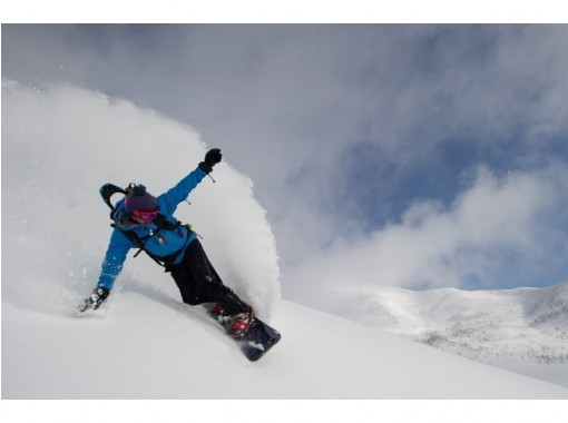 [Hokkaido / Niseko] Beginners are also welcome! Backcountry! 1DAY Tour GoTo Coupon OK!の紹介画像