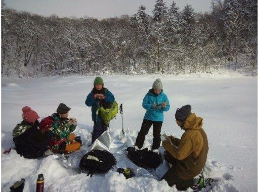 [Hokkaido / Niseko] Snowshoes trekking ★ half-day tour GoTo coupon OK!の紹介画像