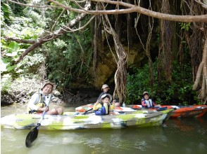 """""""HIS Super Summer Sale in progress"""" Central main island, convenient access! Mangrove kayak tour ★ Tour image present """"3 dense"""" measures are perfect! On your way home!"""