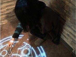 【新宿・代々木】リアル体験脱出ゲームに挑戦。魔法を使いこなして脱出せよ![魔女屋敷からの脱出]