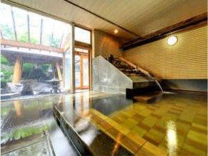 "[Aomori / Tsugaru Peninsula] Enjoy kaiseki cuisine and one-day Hot spring at ""Inagaki Hot spring"