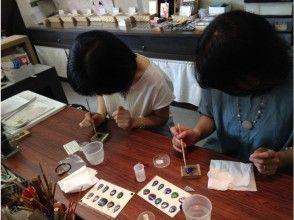 【山形・山形市】七宝体験教室~アクセサリー作り~10才から体験できます!作品は当日お持ち帰り可!