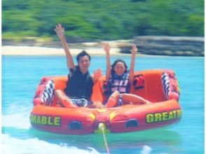提供地區優惠券!預訂的!在東方最美麗的海濱沙灘上,三種尖叫的海洋運動!香蕉船,大大理石和水上摩托!包含照片數據!組分配!