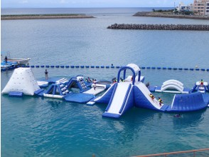 """[Okinawa / Chatan] << Regional coupons are OK! """"★ Year being held ★ \ children -adult go at sea Athletic / ship up to exhilarating × excitement Sea Park [Sea Park Chatan]"""