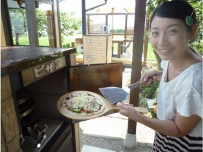 【群馬・渋川伊香保】ろくろ陶芸体験&窯焼きピザ作り!お子様も一緒に楽しめます(2名~5名様)