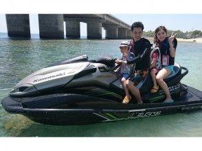 [沖繩名護]是的許可! !摩托艇租賃半天