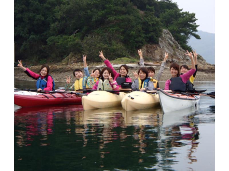 [Tokushima Naruto] Sea Kayak Experience Tour (long course)の紹介画像