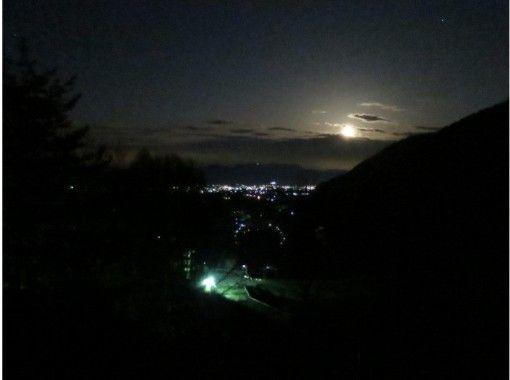 【長野・大町市】夜が楽しいワクワク大冒険!漆黒の闇が支配する巨大ダムを、おひさまロケ地をナイトハイク