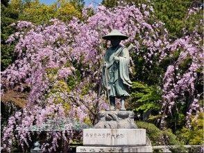 """Nishiarai Daishi"" ""Gokokuji"" ""Arai Yakushi"" The three cherry blossom temple tours in Tokyo Metropolitan bus tour ~ 【11721】"
