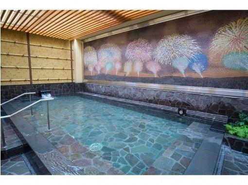 【東京・新宿】新宿歌舞伎町の日帰り温泉施設「テルマー湯」