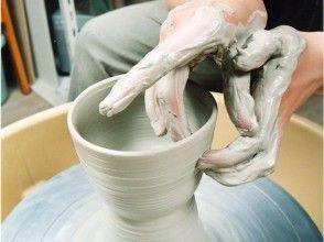 【兵庫・明石】イメージを現実に変える楽しさを実感!「 電動ろくろ陶芸体験」陶芸初心者から上級者にも楽しめます!