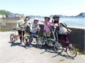 【 Tokushima/Naruto 】 Cycling Tour around Minibero! Naruto city Sightseeing tour ♪